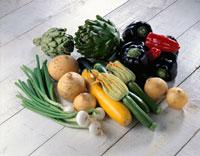 洋野菜集合