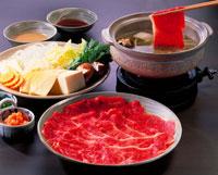 しゃぶしゃぶ(牛肉)