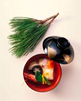 関東雑煮 20013003304  写真素材・ストックフォト・画像・イラスト素材 アマナイメージズ