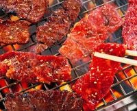 焼肉(カルビ) 20013003426| 写真素材・ストックフォト・画像・イラスト素材|アマナイメージズ