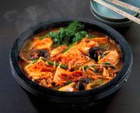 チゲ鍋(豆腐)