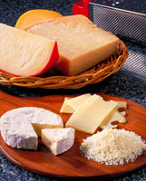 チーズ集合