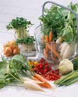 ミニ野菜集合