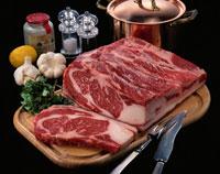牛肉(サーロイン) 20013005536| 写真素材・ストックフォト・画像・イラスト素材|アマナイメージズ