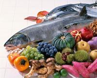 秋素材集合(鮭)