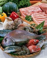 魚介・豚肉・野菜