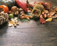 秋の味覚 20013005662| 写真素材・ストックフォト・画像・イラスト素材|アマナイメージズ