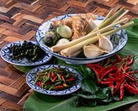 タイ料理素材