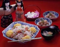 ひな祭寿司