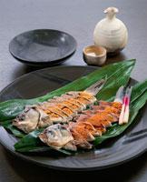 ふな寿司 20013006150| 写真素材・ストックフォト・画像・イラスト素材|アマナイメージズ