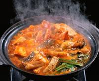 チゲ鍋(たら)