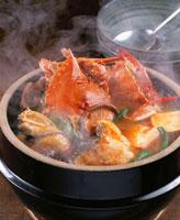 チゲ鍋(海鮮) 20013007174| 写真素材・ストックフォト・画像・イラスト素材|アマナイメージズ