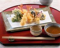 天ぷら 20013007365| 写真素材・ストックフォト・画像・イラスト素材|アマナイメージズ