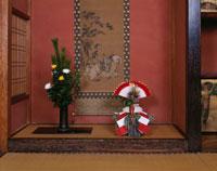 鏡餅 20013007988| 写真素材・ストックフォト・画像・イラスト素材|アマナイメージズ