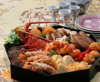中華風おせち料理