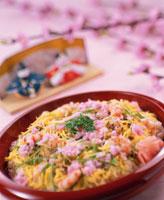ひな祭り(花寿司)