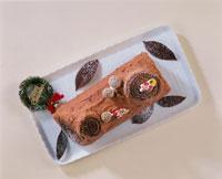 クリスマスケーキ 20013008784| 写真素材・ストックフォト・画像・イラスト素材|アマナイメージズ