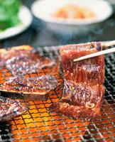 焼き肉 20013009366| 写真素材・ストックフォト・画像・イラスト素材|アマナイメージズ