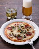 ピザパイ 20013009463| 写真素材・ストックフォト・画像・イラスト素材|アマナイメージズ