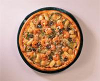ピザ(シーフード)