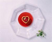 バレンタインイメージケーキ