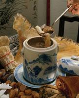 乾物煮込みスープ