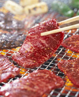 焼肉(ロース) 20013013084| 写真素材・ストックフォト・画像・イラスト素材|アマナイメージズ