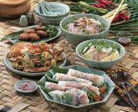 タイ料理集合