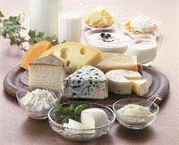 乳製品集合 20013014198| 写真素材・ストックフォト・画像・イラスト素材|アマナイメージズ