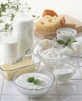 乳製品集合 20013014204| 写真素材・ストックフォト・画像・イラスト素材|アマナイメージズ