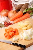 煮込み料理用野菜