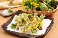 天ぷら(山菜)