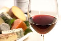 ワインとチーズ 20013014630| 写真素材・ストックフォト・画像・イラスト素材|アマナイメージズ