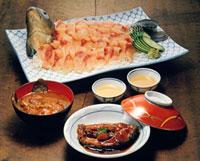 鯉料理(長野県)