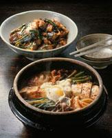 チゲ鍋(キムチ)