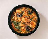 チゲ鍋(豚肉)