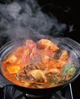 チゲ鍋(かき)