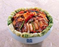 海鮮キムチ(韓国)