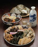 隠岐島祝料理