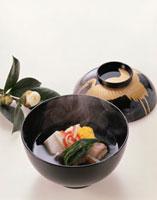 懐石雑煮(煮物椀)