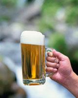 ビール(戸外)