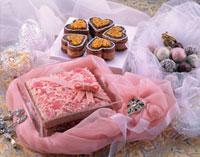 バレンタインケーキ 20013017585| 写真素材・ストックフォト・画像・イラスト素材|アマナイメージズ