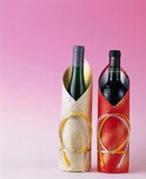 ワイン(正月イメージ)