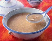 かにの子スープ