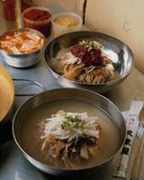 冷麺(韓国・又来屋)
