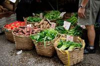 市場(八百屋) 20013024395  写真素材・ストックフォト・画像・イラスト素材 アマナイメージズ