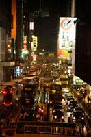 香港の街並み