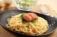 スパゲティ(たらこ)