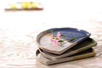和食器 20013025147| 写真素材・ストックフォト・画像・イラスト素材|アマナイメージズ