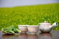 日本茶 20013025347  写真素材・ストックフォト・画像・イラスト素材 アマナイメージズ